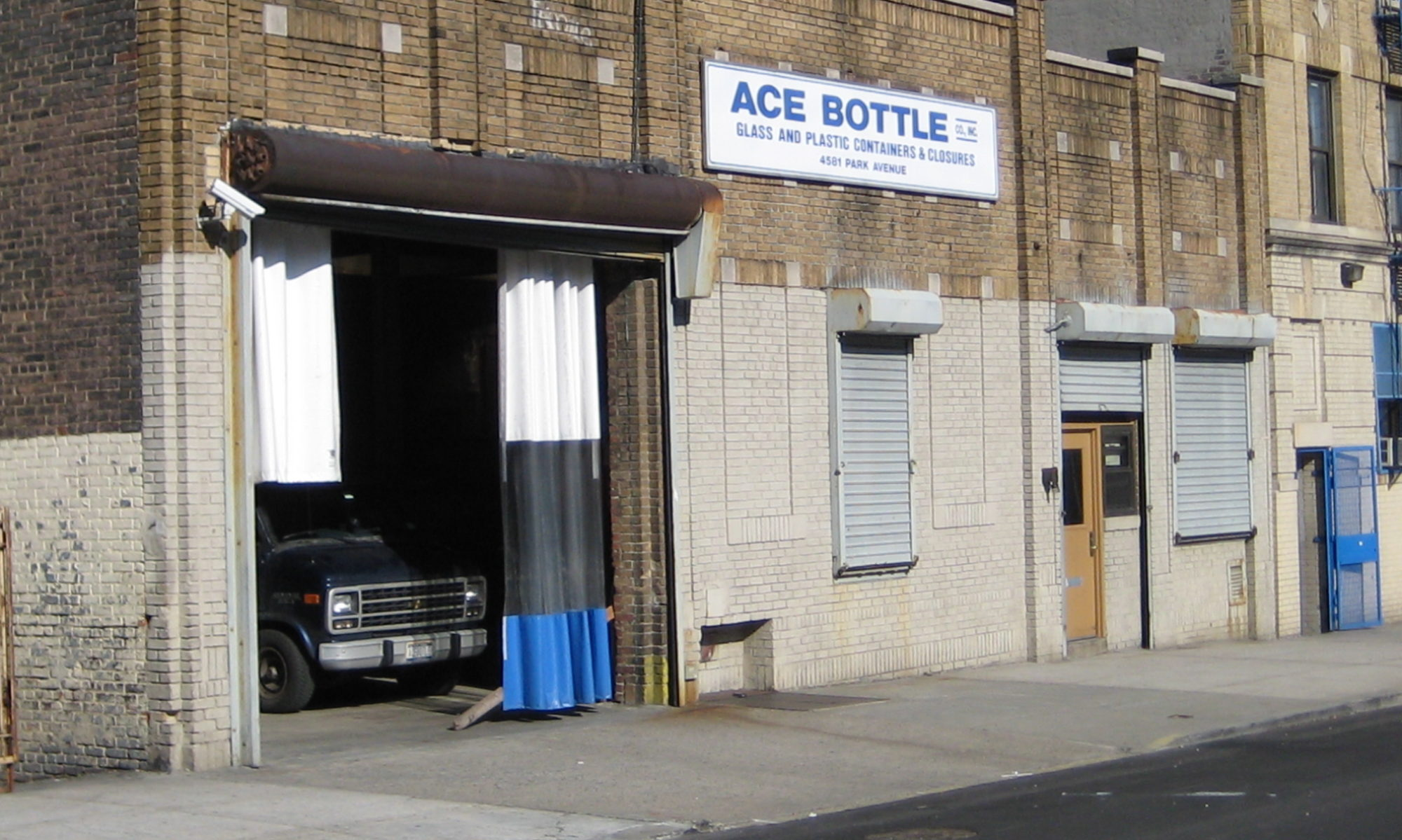ACE BOTTLE CO INC